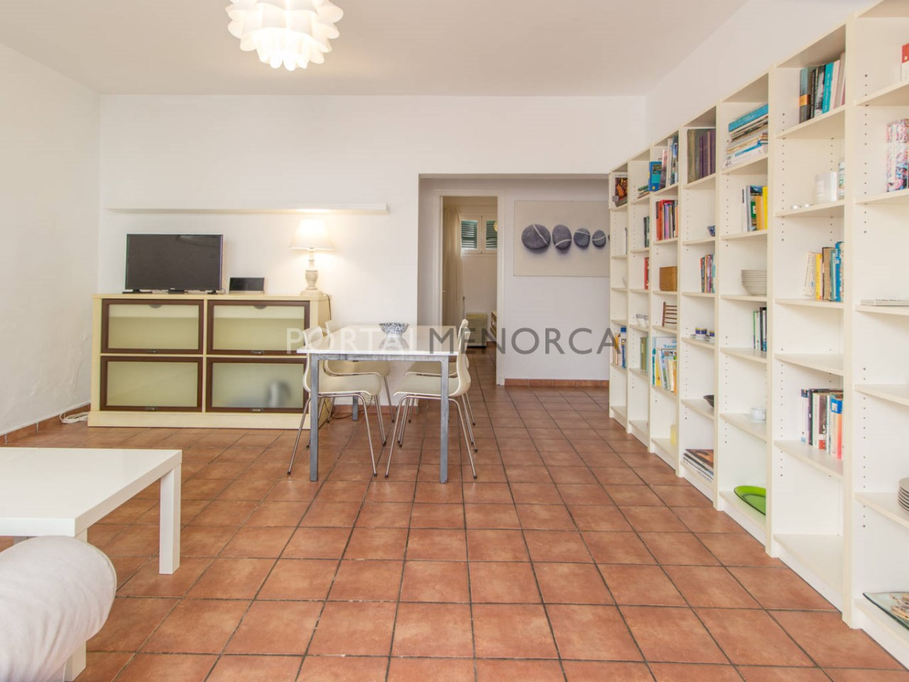 Renovated flat for sale in Menorca