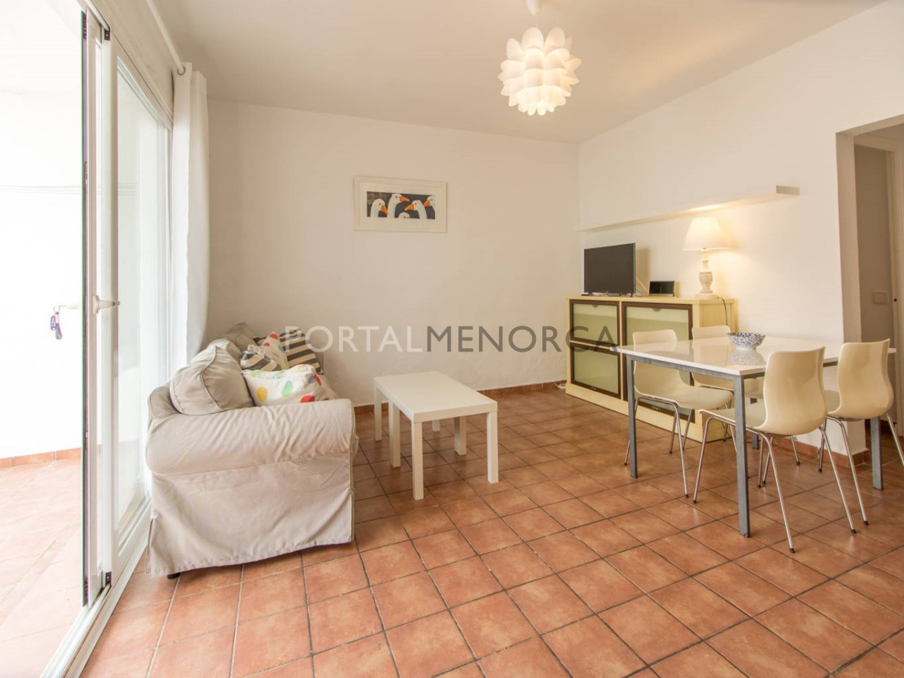 Renovated apartment for sale in Binibeca