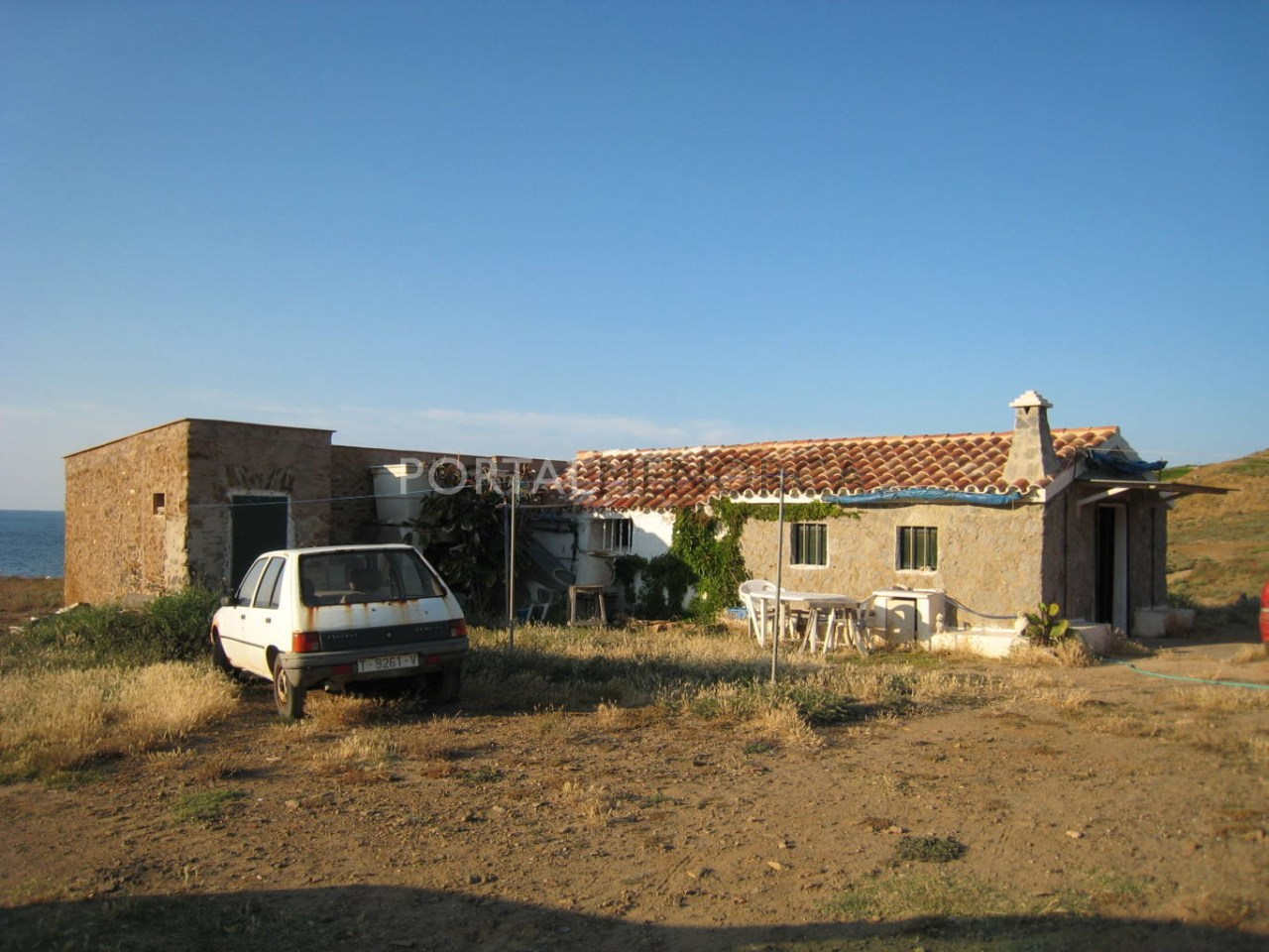 Finca with access to the sea for sale on Menorcan North coast