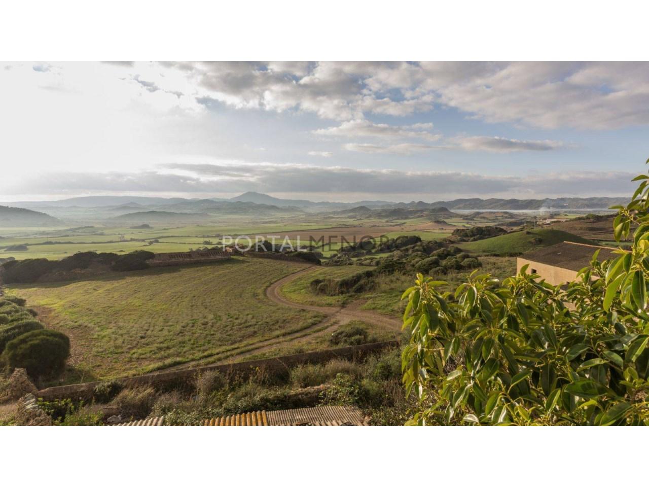 Re_ casa de campo con acceso privado a playa en Menorca (1 de 21)