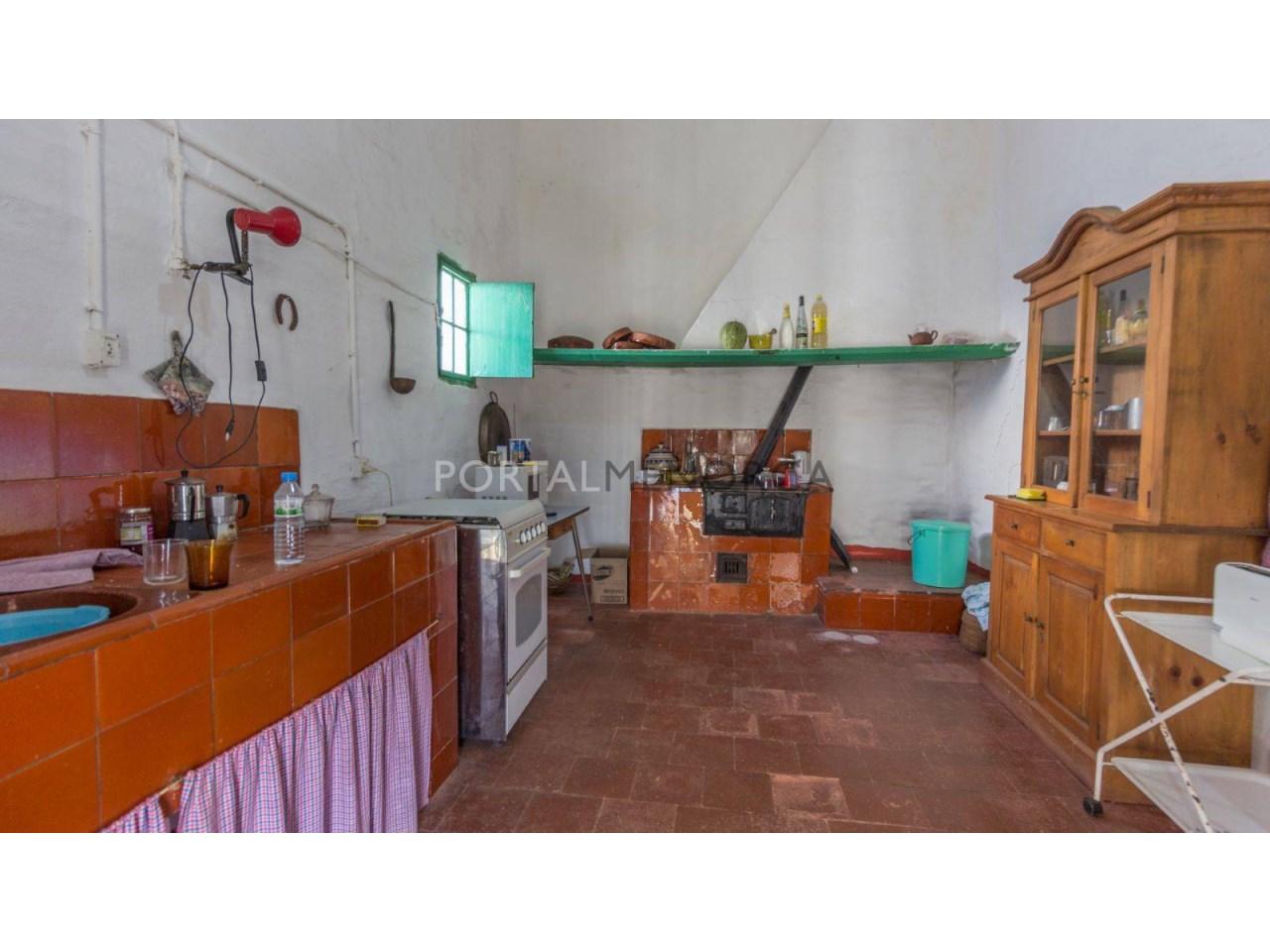 Re_ casa de campo con acceso privado a playa en Menorca (12 de 21)