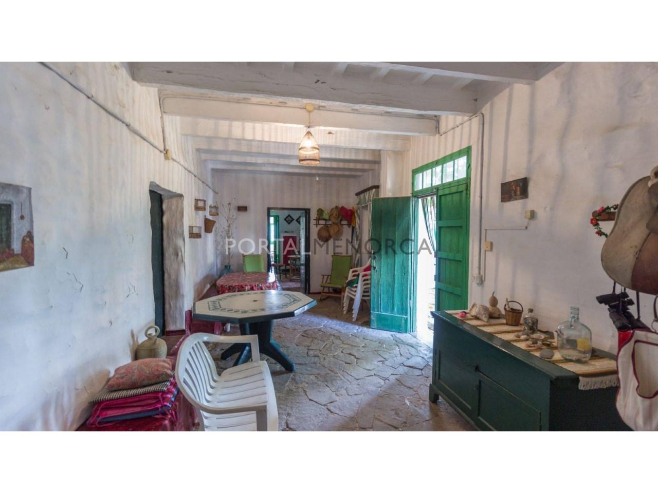 Re_ casa de campo con acceso privado a playa en Menorca (15 de 21)