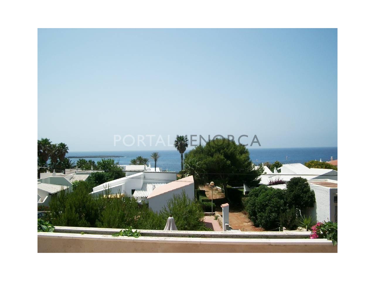 Chalet con vistas al mar en venta en Binisafúller Menorca