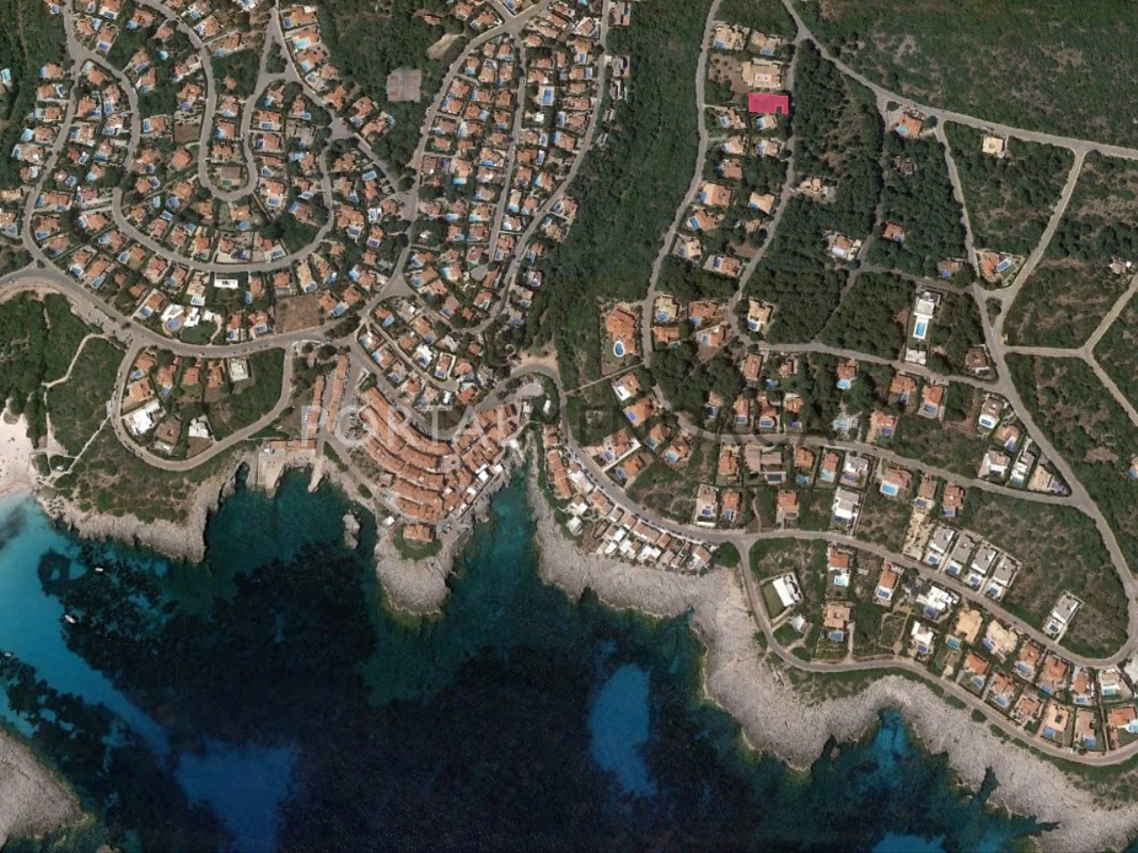 Parcela cerca del mar en venta en S'Atalaia