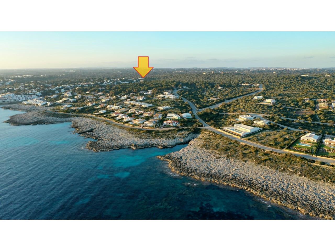 Solar cerca del mar en venta en Menorca