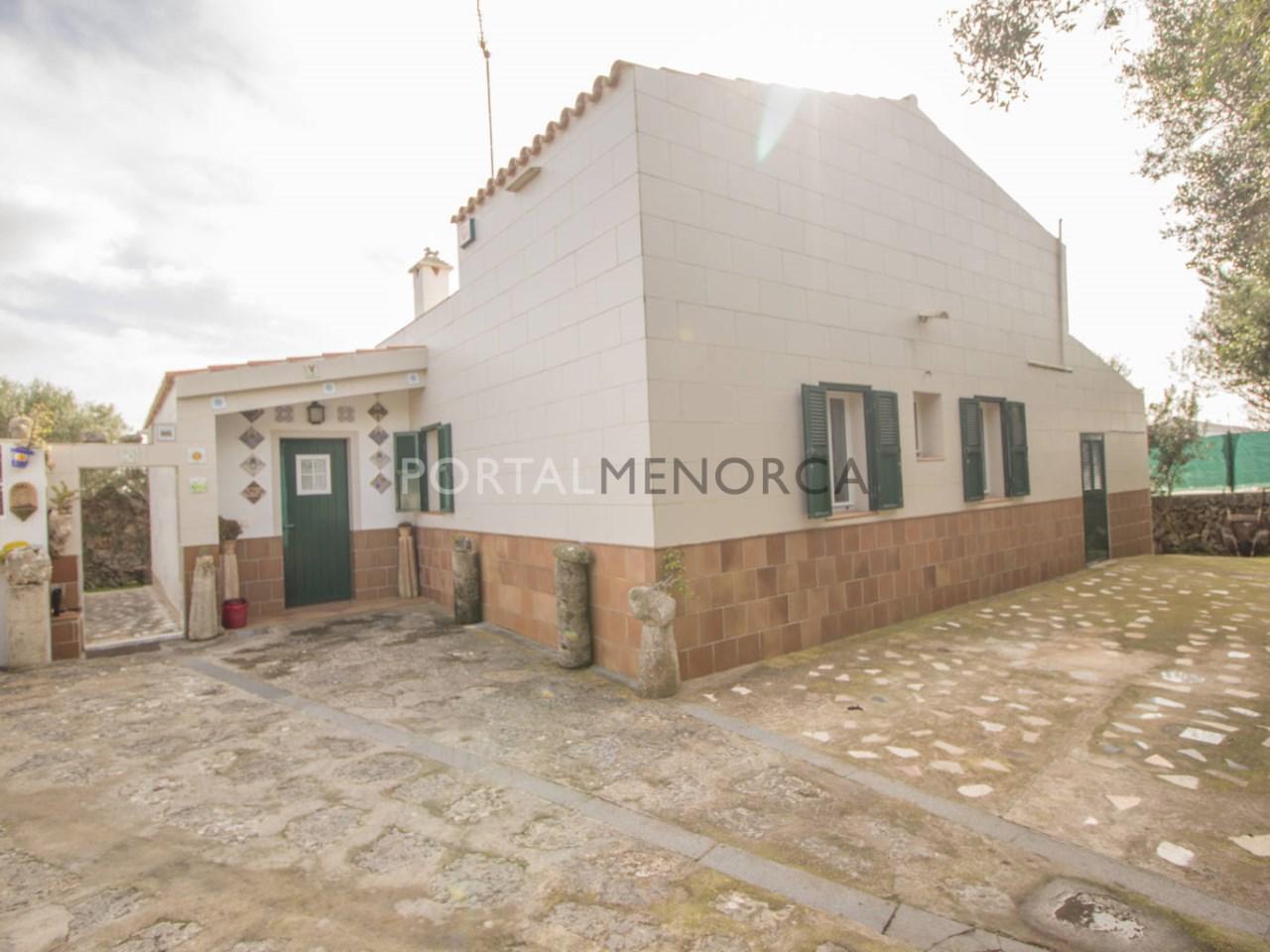 Casa de campo en venta cerca del mar en S'Algar