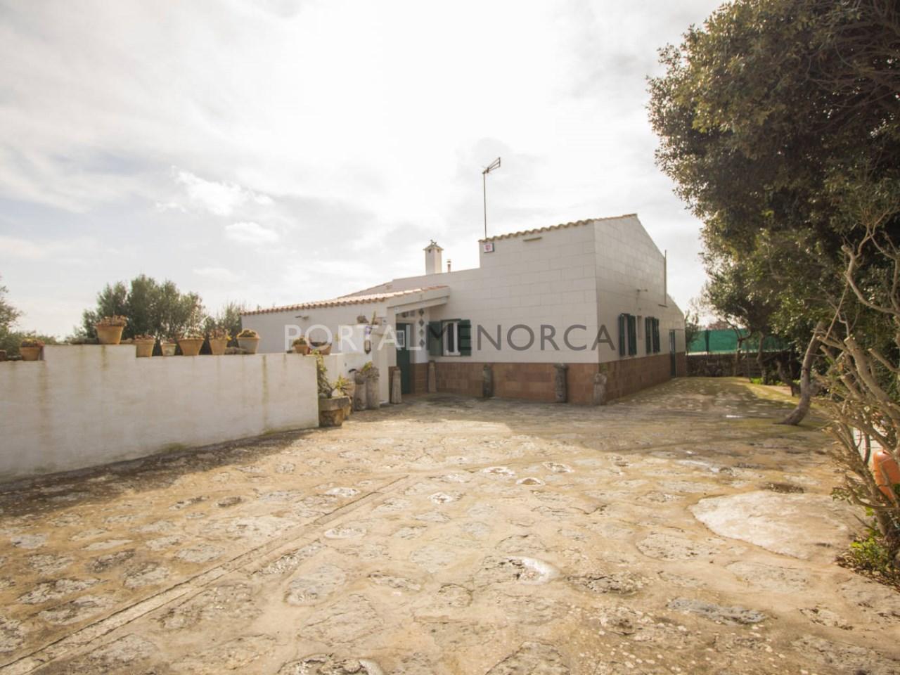 Casa de campo en venta en Menorca
