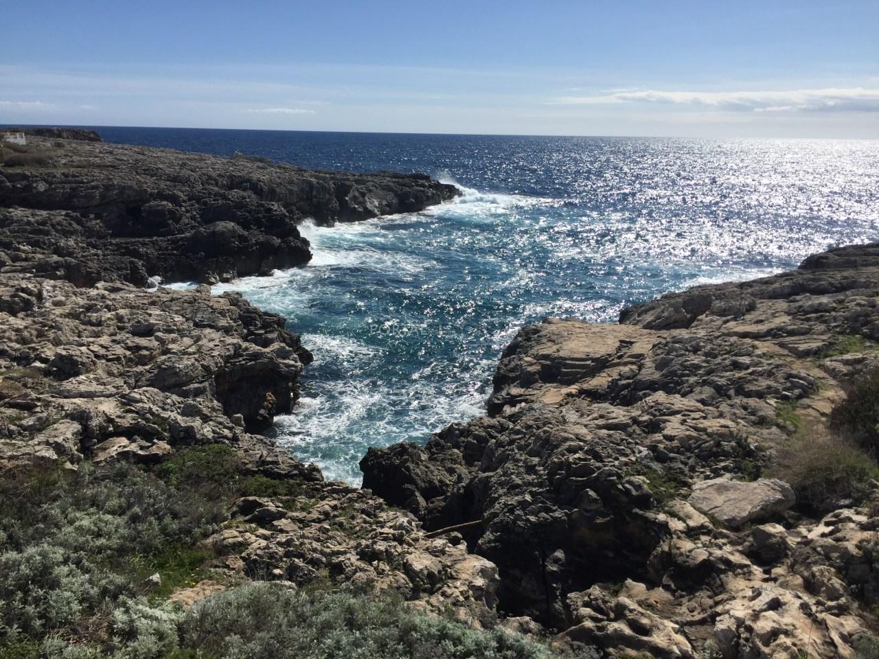 Villa for sale next to the sea in Menorca