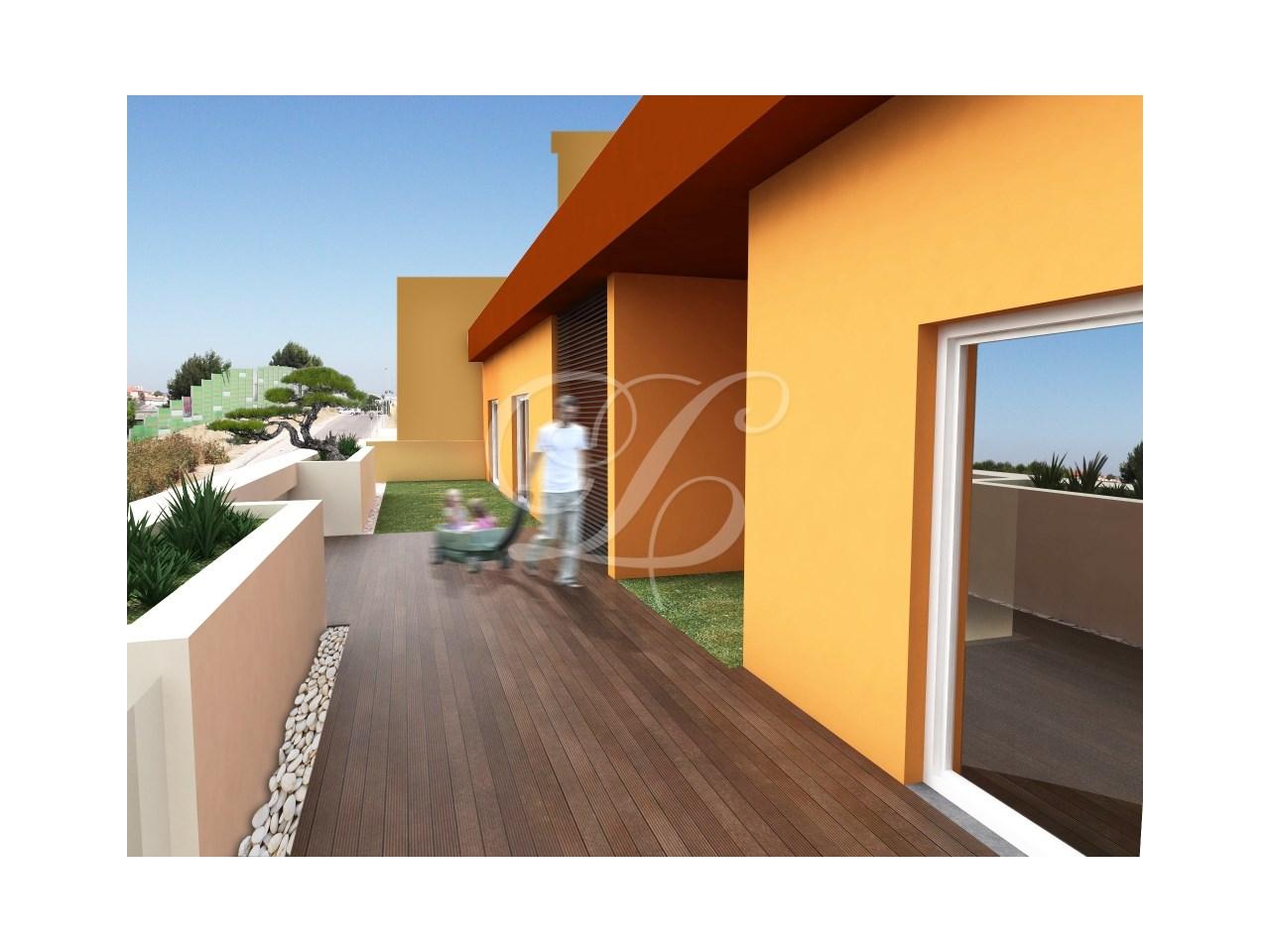 Appartement T5, NOVO, PENTHOUSE, avec terrasse, jacuzzi, jardin, barbe