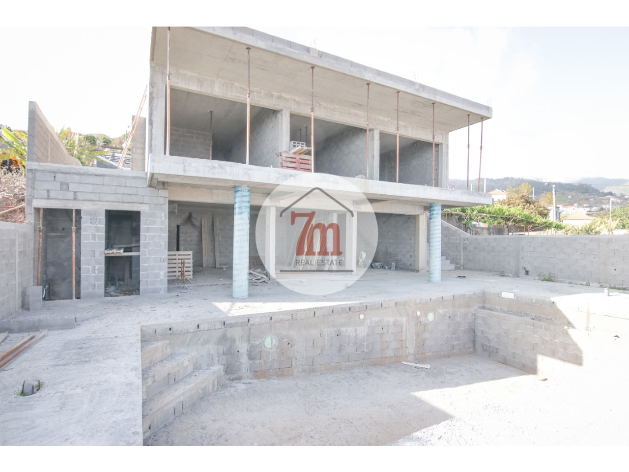Moderne Stadthaus T3-Canhas