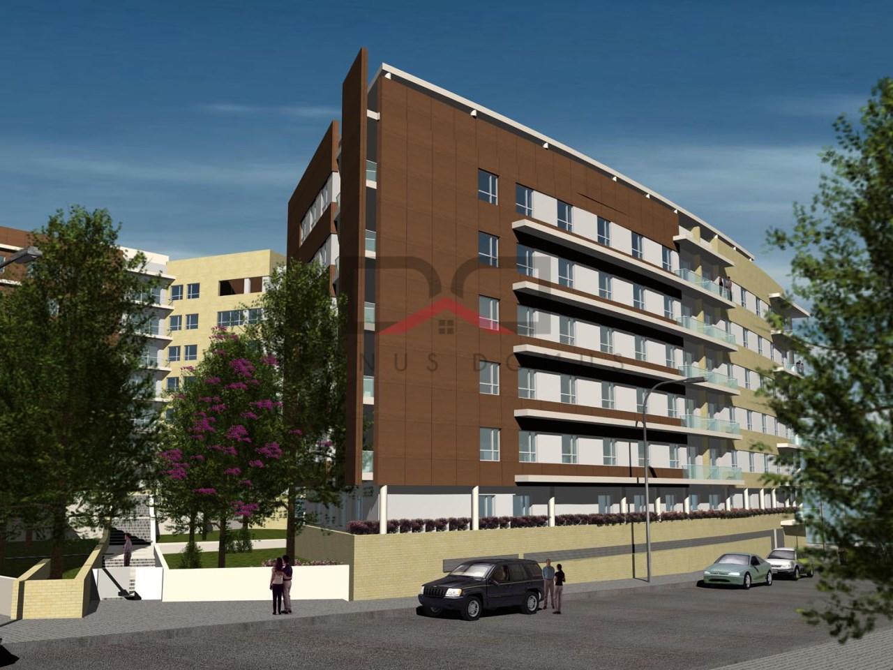 d239881b4785 Apartamento T3 no Olaia Parque Resid\u00eancias - Fachada