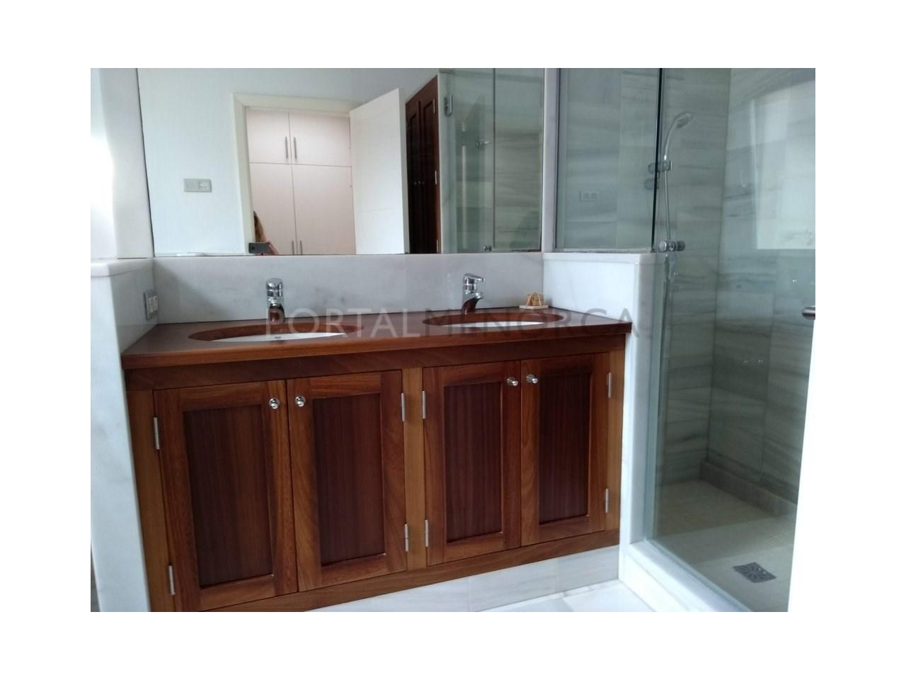 Chalet en venta en Son Blanc Ciutadella -Suite-baño