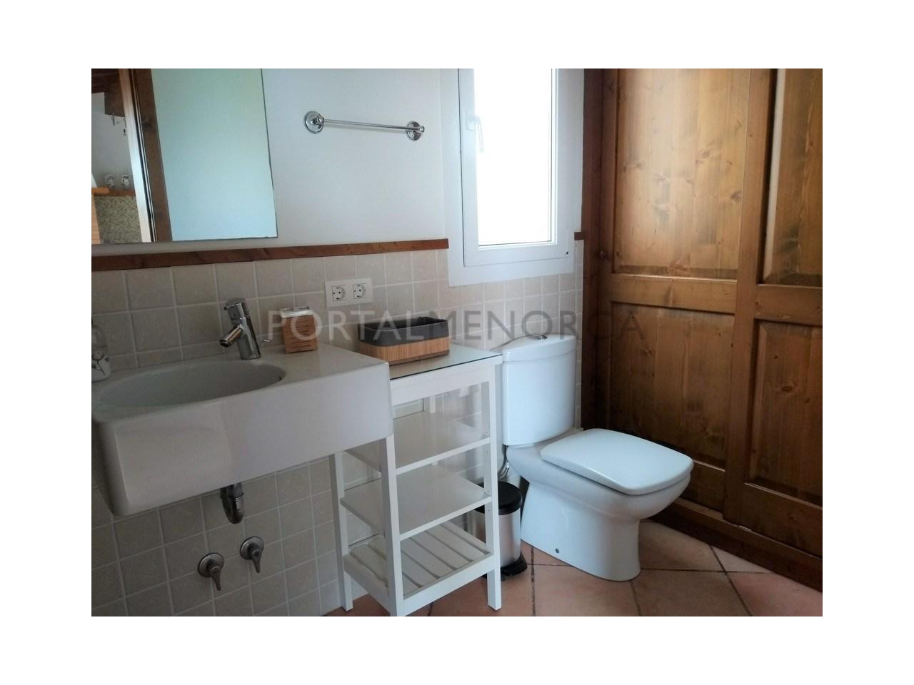 Chalet en venta en Son Blanc Ciutadella -anexo-baño