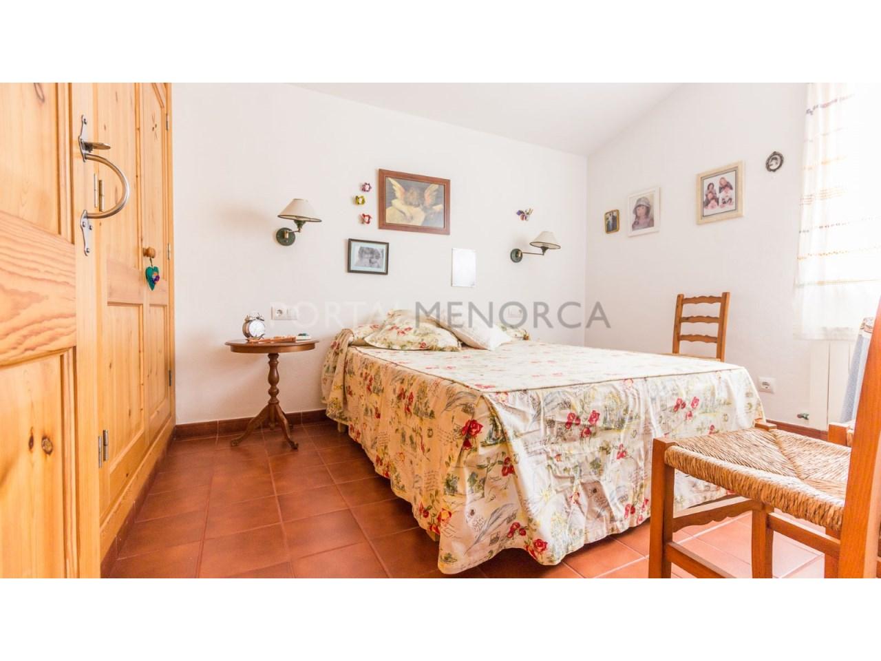 Country house for sale in Cala Galdana,Menorca-Bedroom