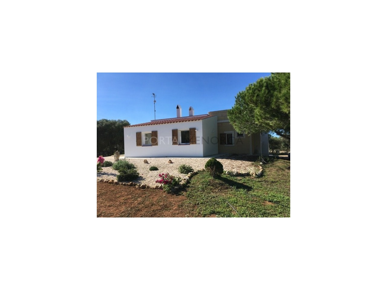 Country house for sale in Ciutadella-Facade