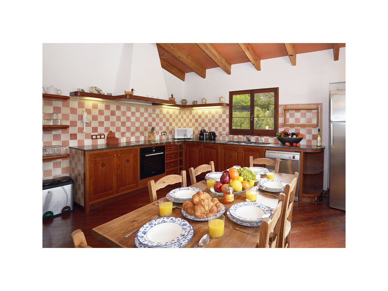 Countryhouse for sale in the Son Morell area-Kitchen