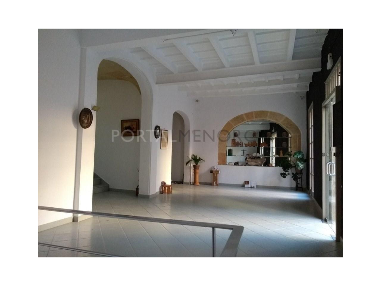 Manor house for sale in Ciutadella-ground floor