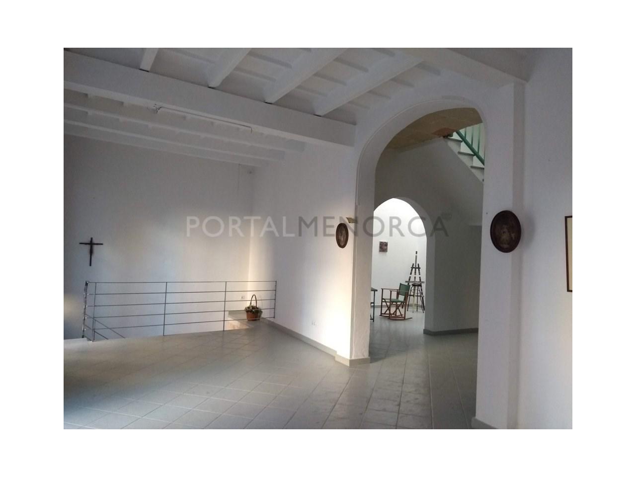 Manor house for sale in Ciutadella-ground floor 1