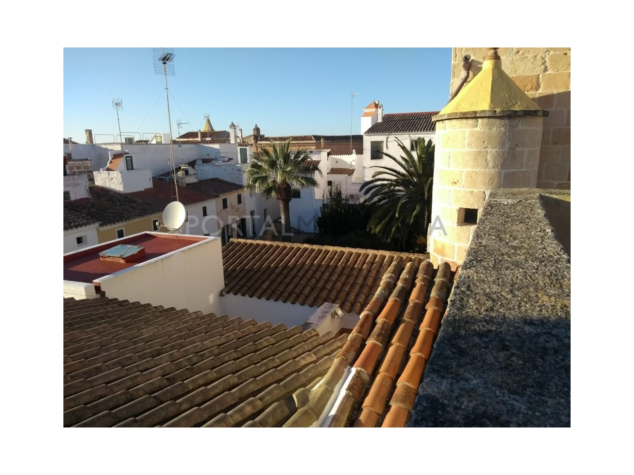 Manor house for sale in Ciutadella-views