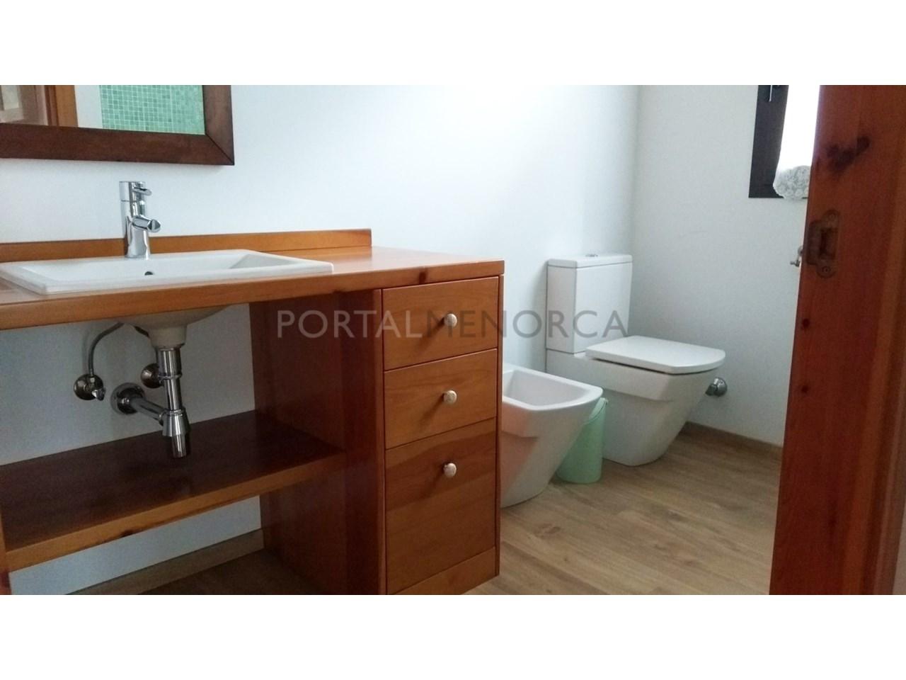 Villa à vendre à Cala Morell-Bathroom au rez-de-chaussée