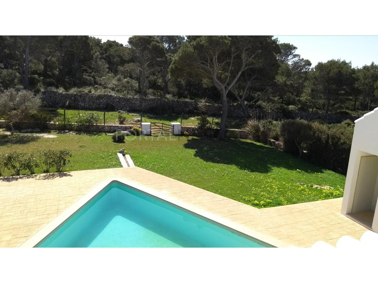 Villa à vendre à Cala Morell-Vues à la campagne