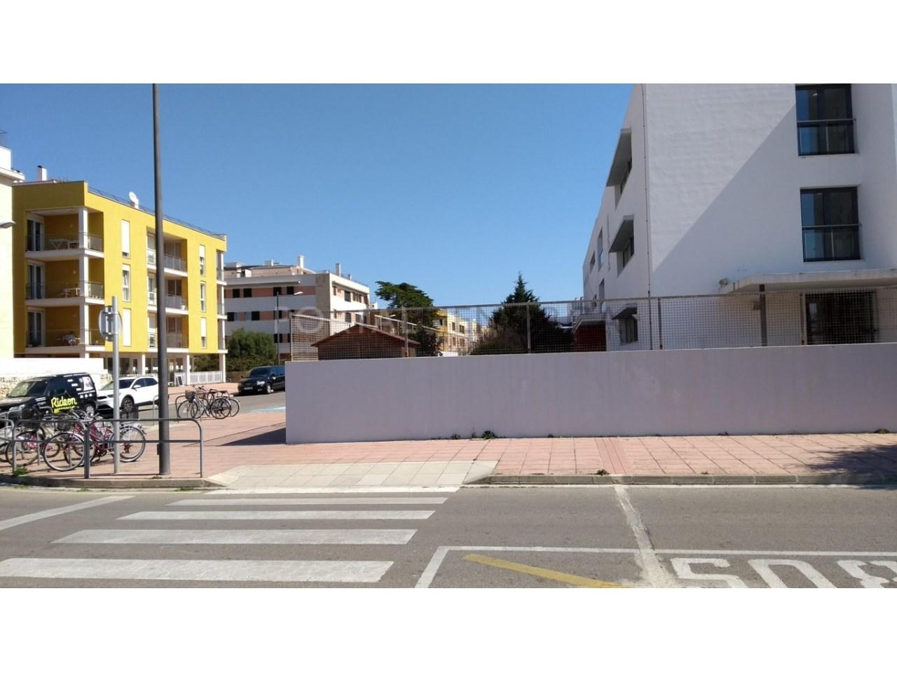 Plot for sale in Ciutadella