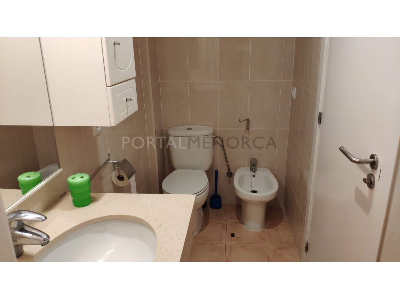 Frist floor apartament for sale in Ciutadella-Bathroom