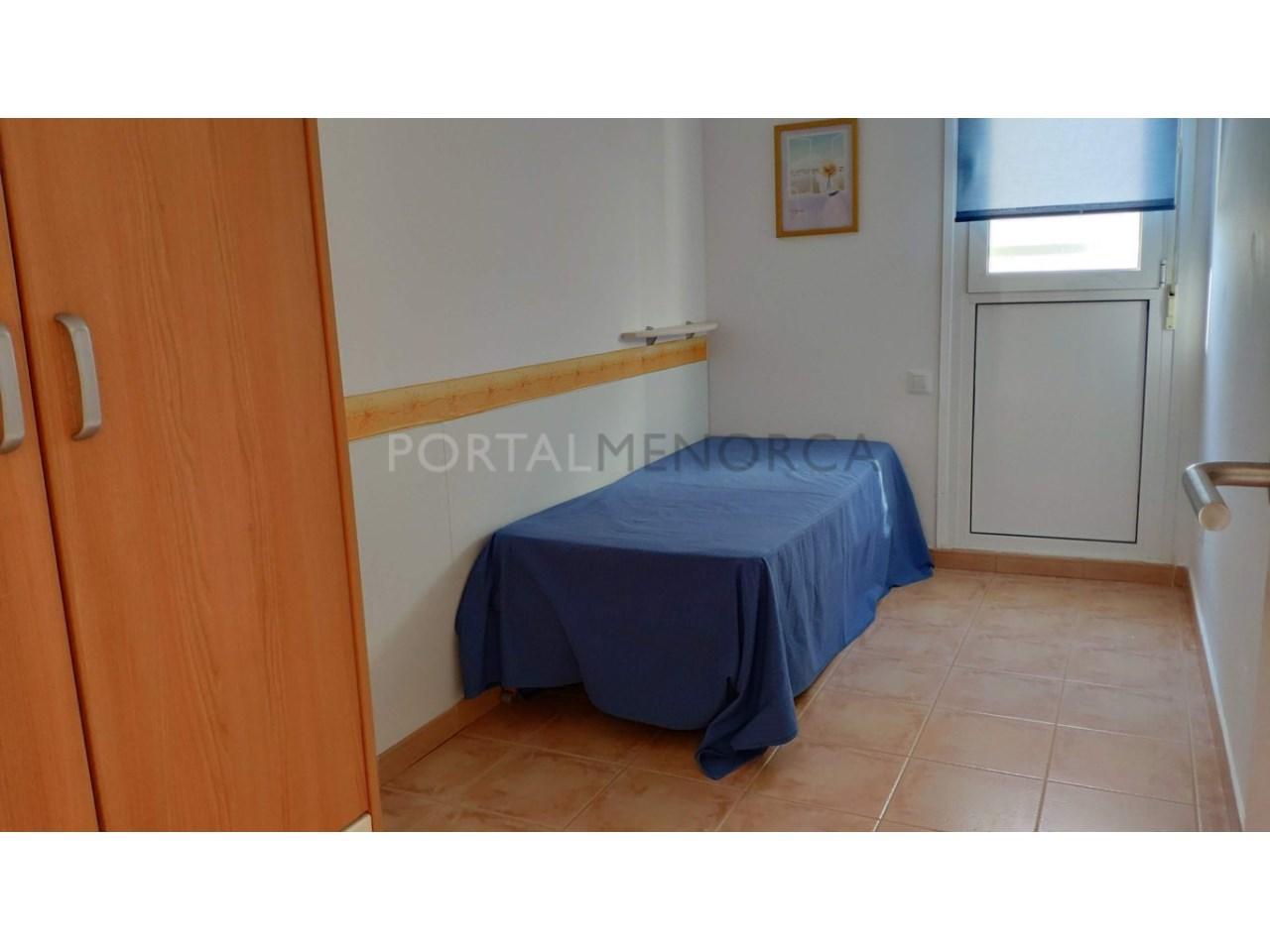 Frist floor apartament for sale in Ciutadella-Bedroom