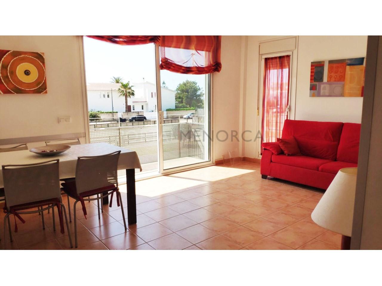 Frist floor apartament for sale in Ciutadella-Living room