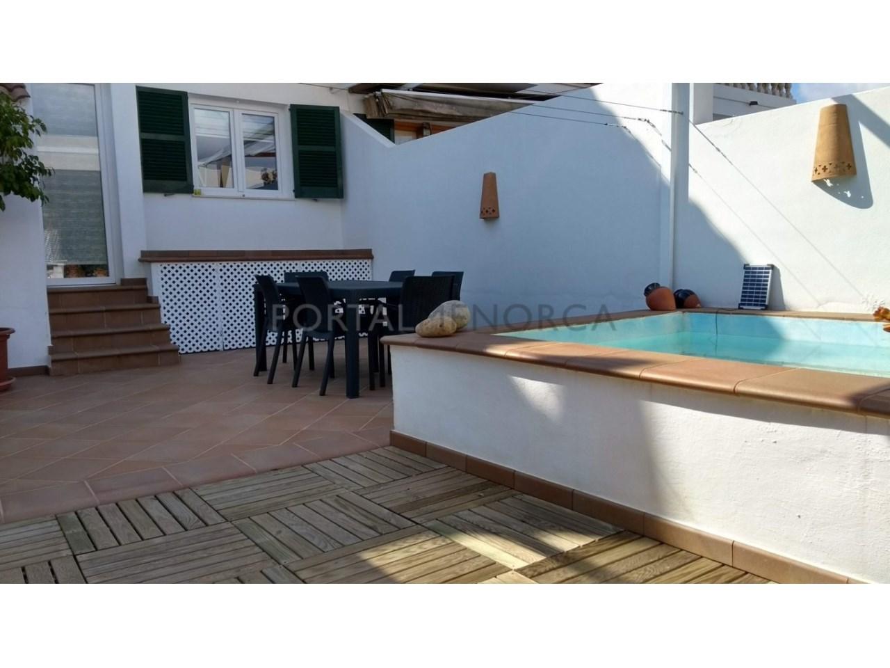 Charming villa with garage in Son Oleo for sale, Ciutadella, Menorca-playground