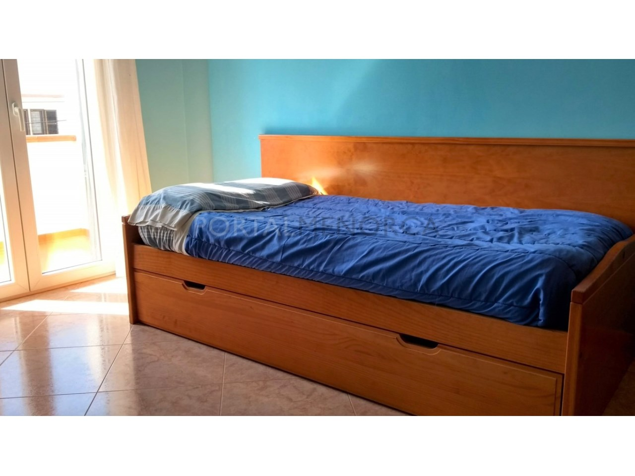 Charming villa with garage in Son Oleo for sale-Bedroom