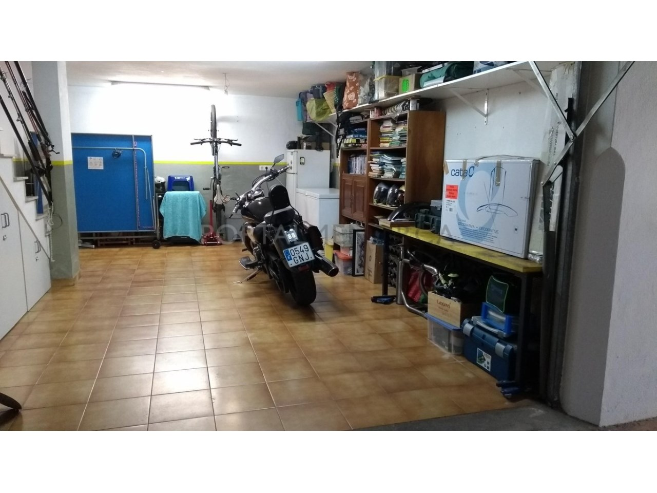 Charming villa with garage in Son Oleo for sale-Garage