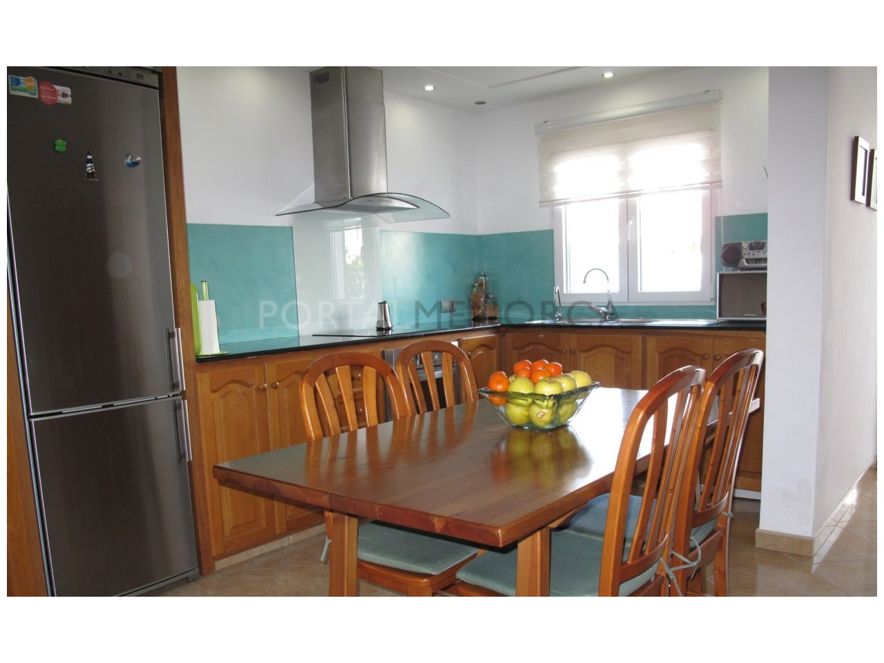 Charming villa with garage in Son Oleo for sale-Kitchen