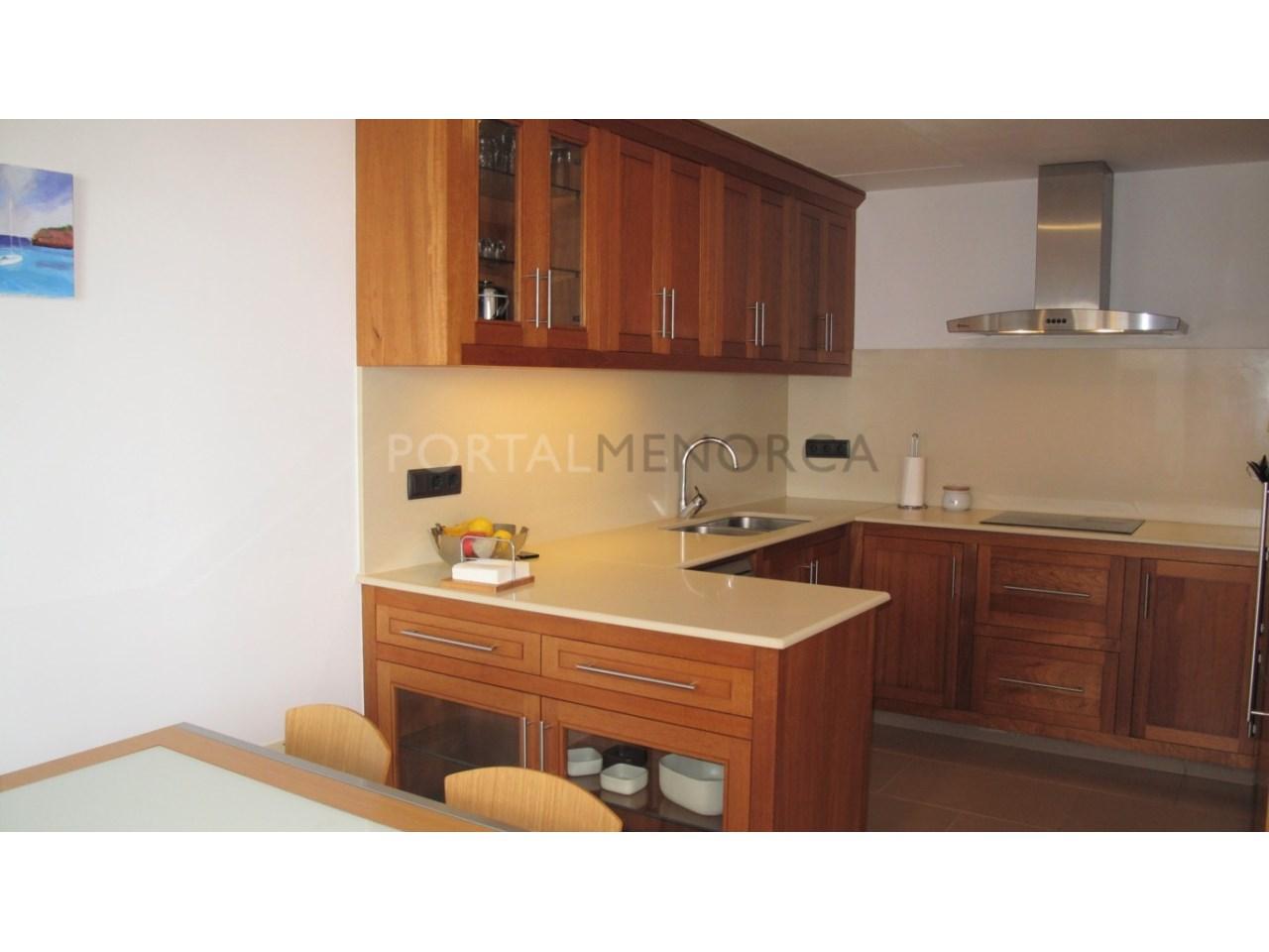 Apartment for sale in Ciutadella de Menorca-Kitchen
