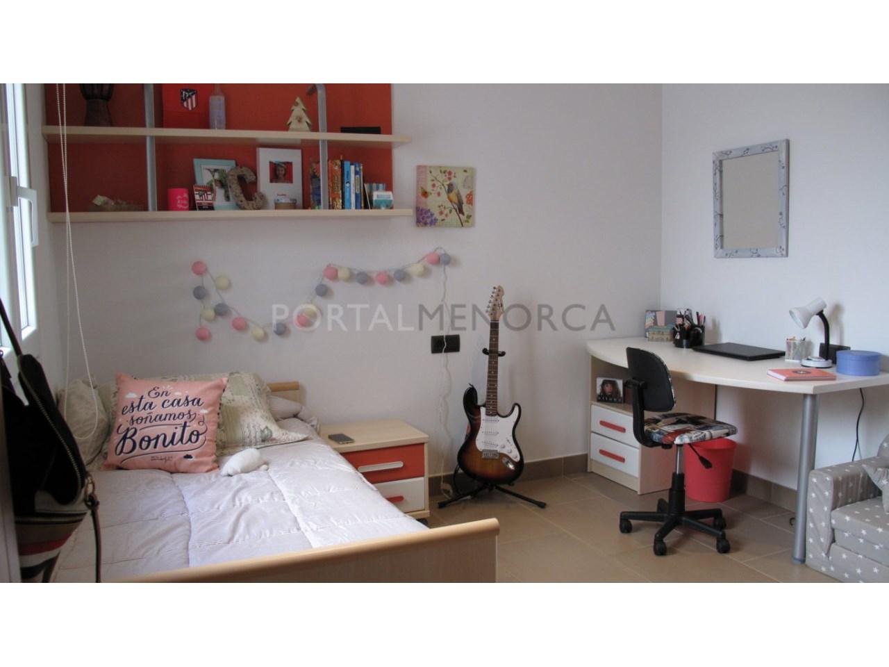 Apartment for sale in Ciutadella de Menorca-Bedroom