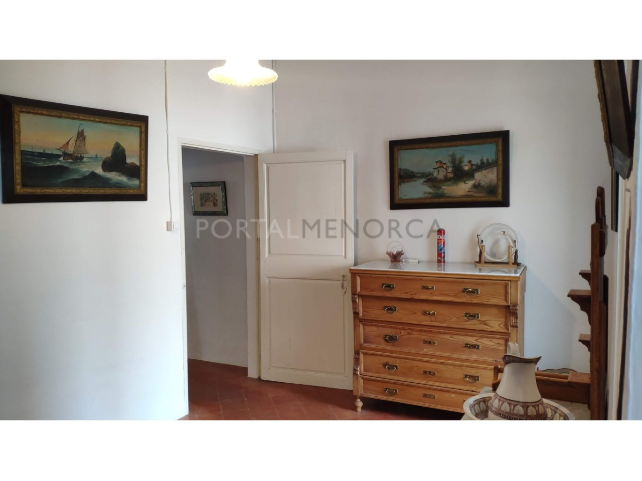 House for sale in the old town of Ciutadella-Suite