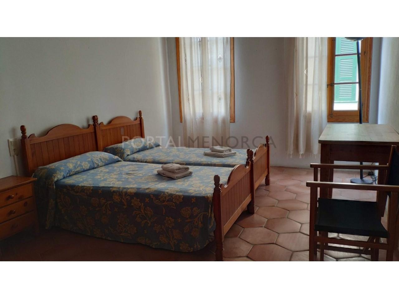 casa reformada en venta en Ciutadella de Menorca habitación 1