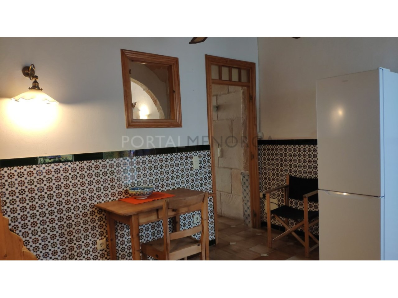 casa reformada en venta en Ciutadella de Menorca cocina 2