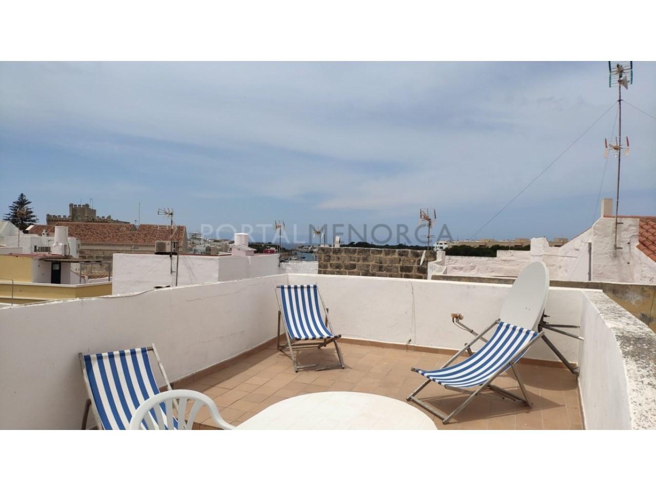 casa reformada en venta en Ciutadella de Menorca vistas al puerto (2) R