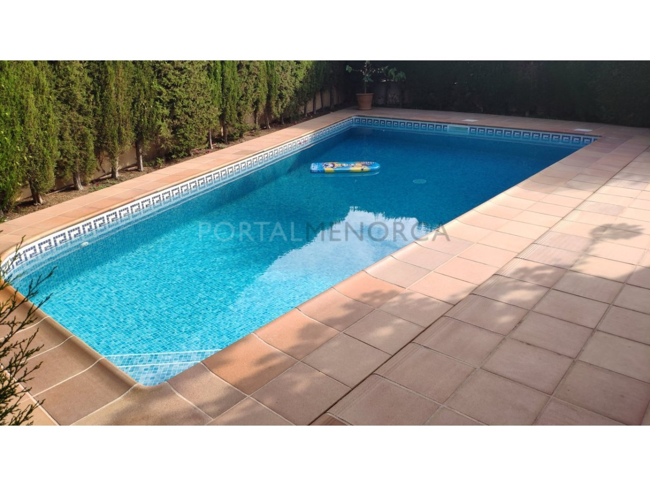 Villa for sale in Son Blanc- Pool