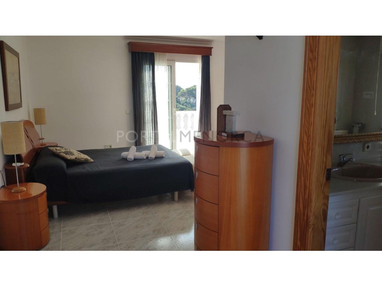 Chalet en venta en Calan Blanes con licencia turística Ciutadella Menorca suite 2
