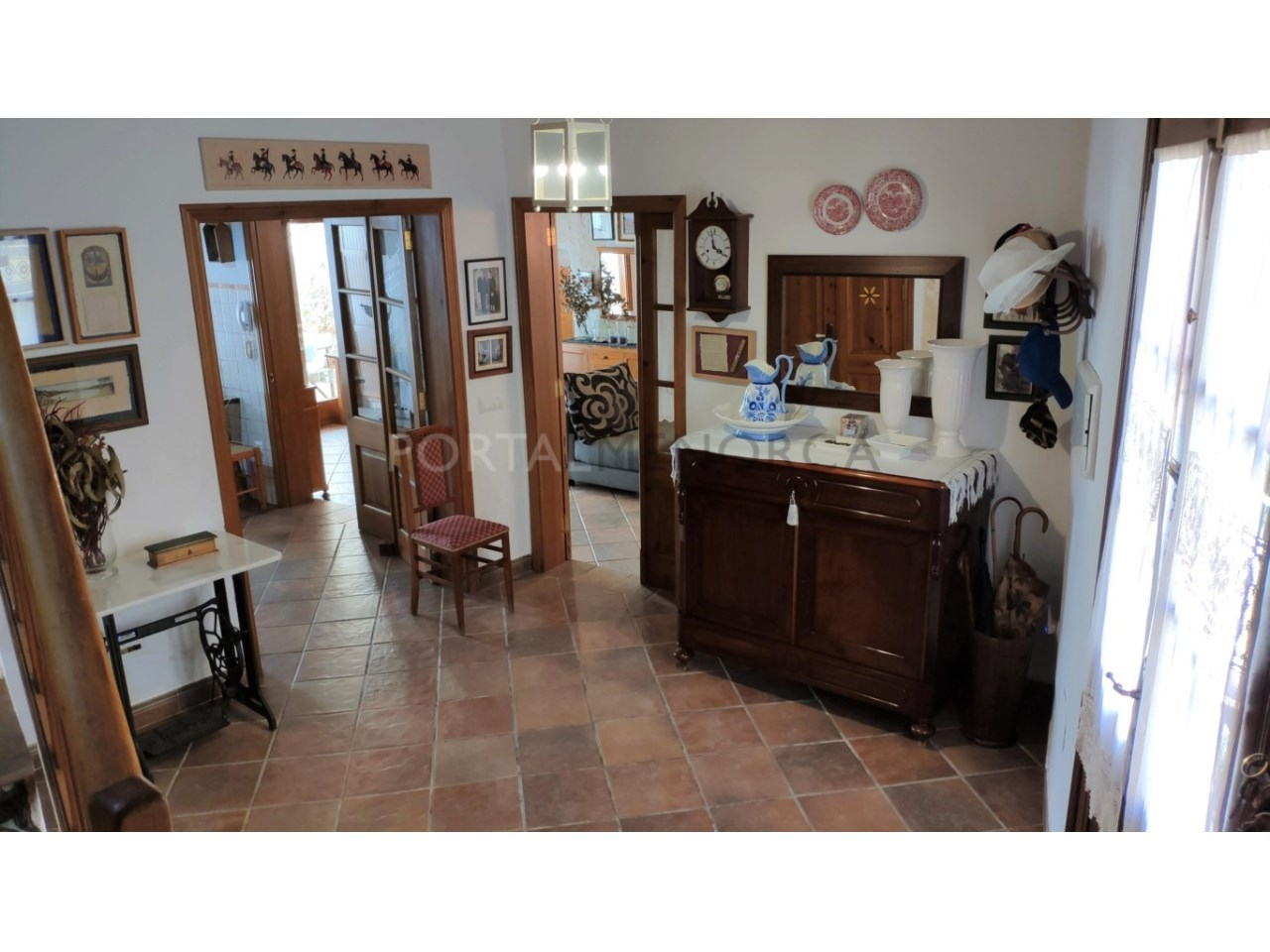 House for sale in the old town of Ciutadella-Hall
