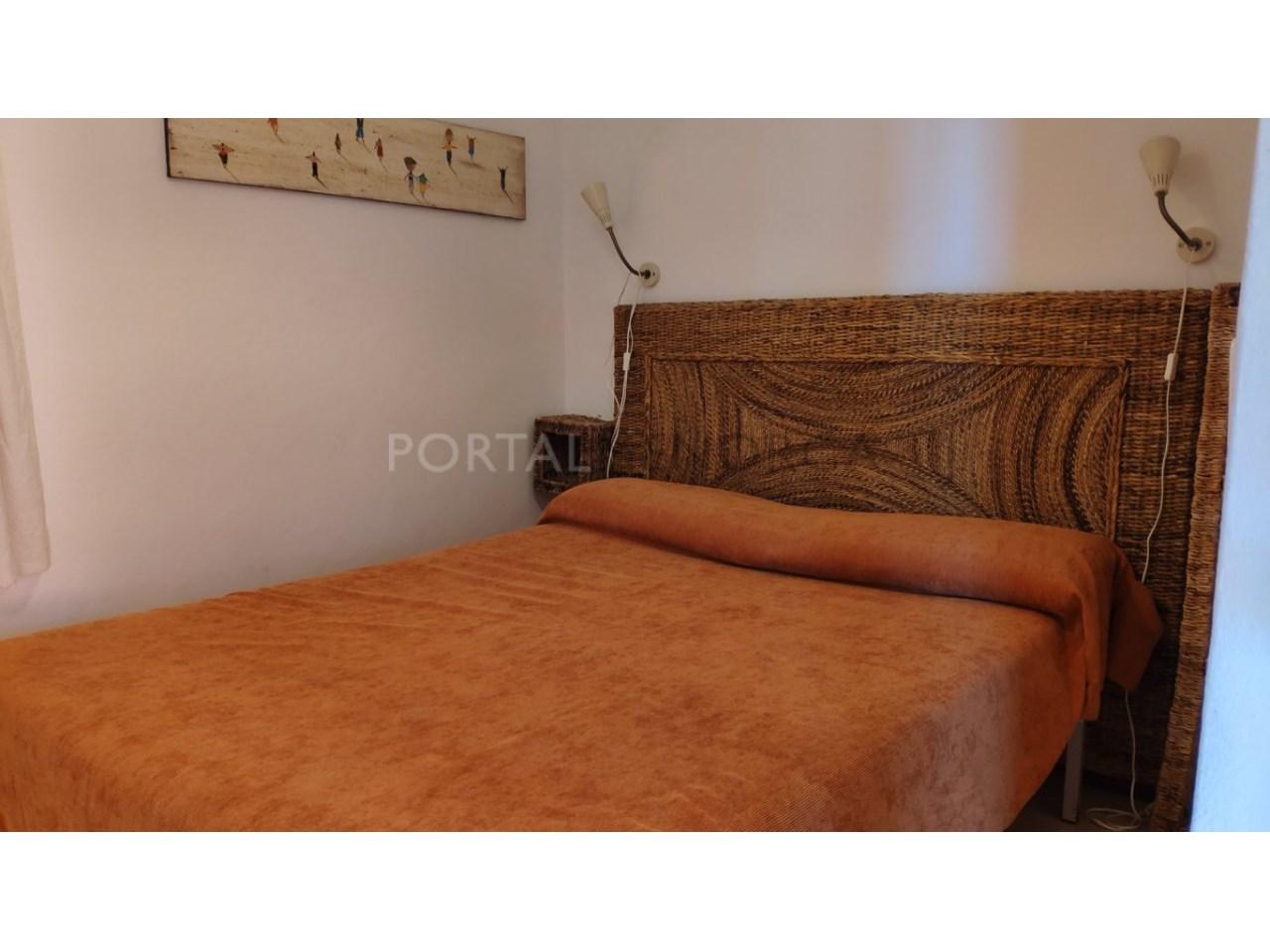 Chalet en venta en Cala Blanca Ciutadella - dormitorio 1