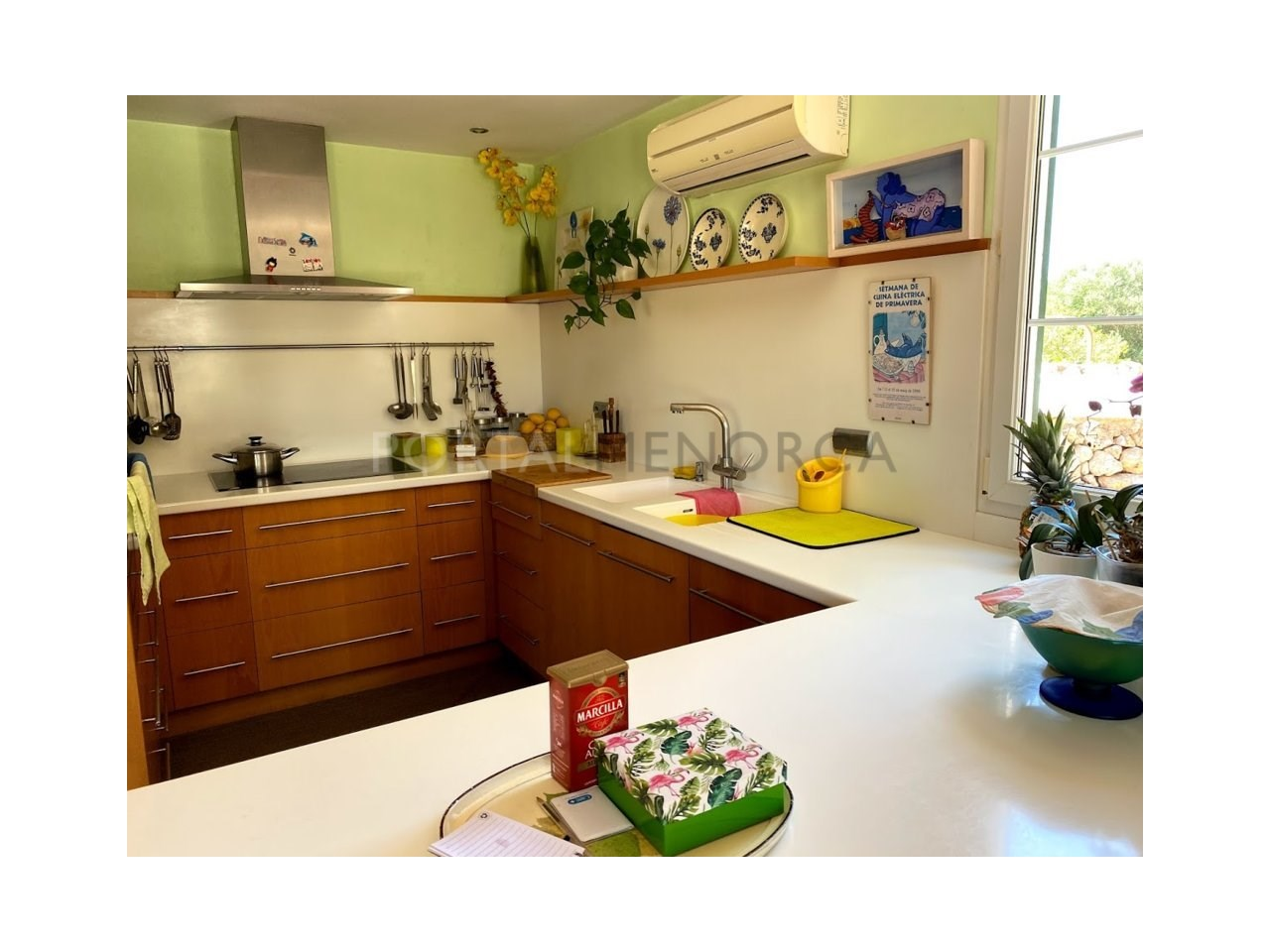 Villa for sale in Ciutadella_Kitchen
