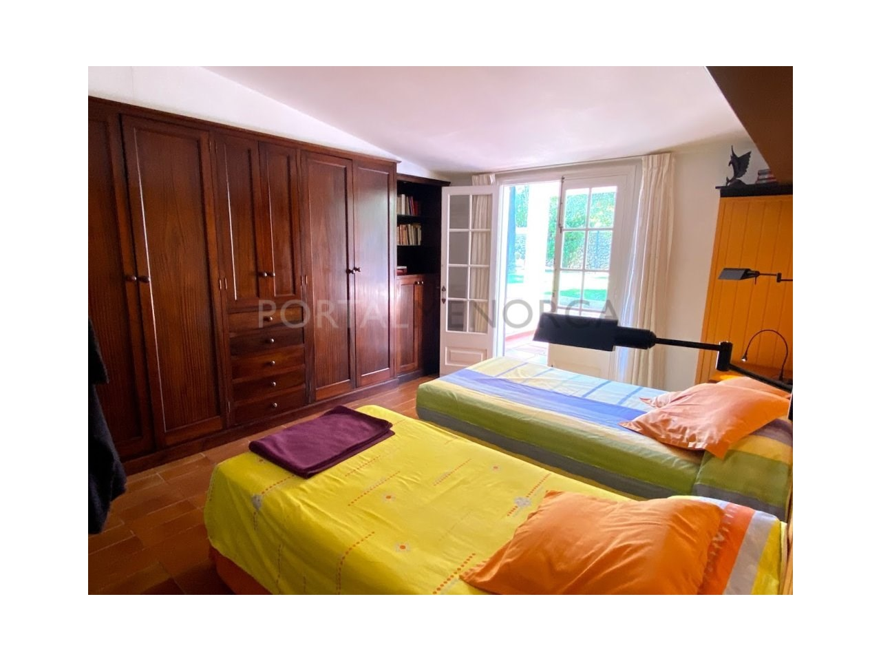 Chalet for sale in Ciutadella_bedroom