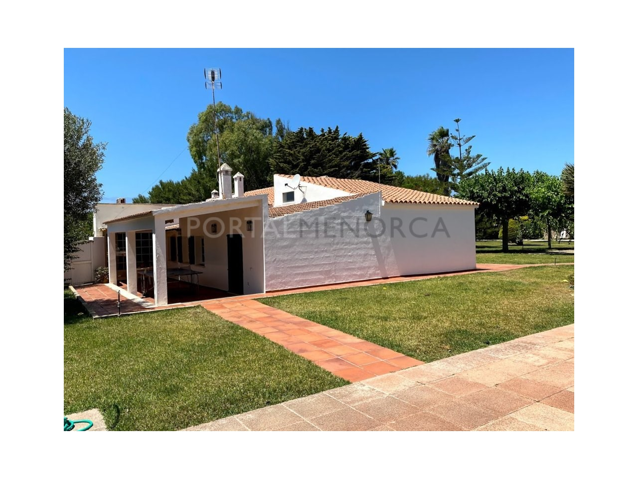 Chalet for sale in Ciutadella_exterior