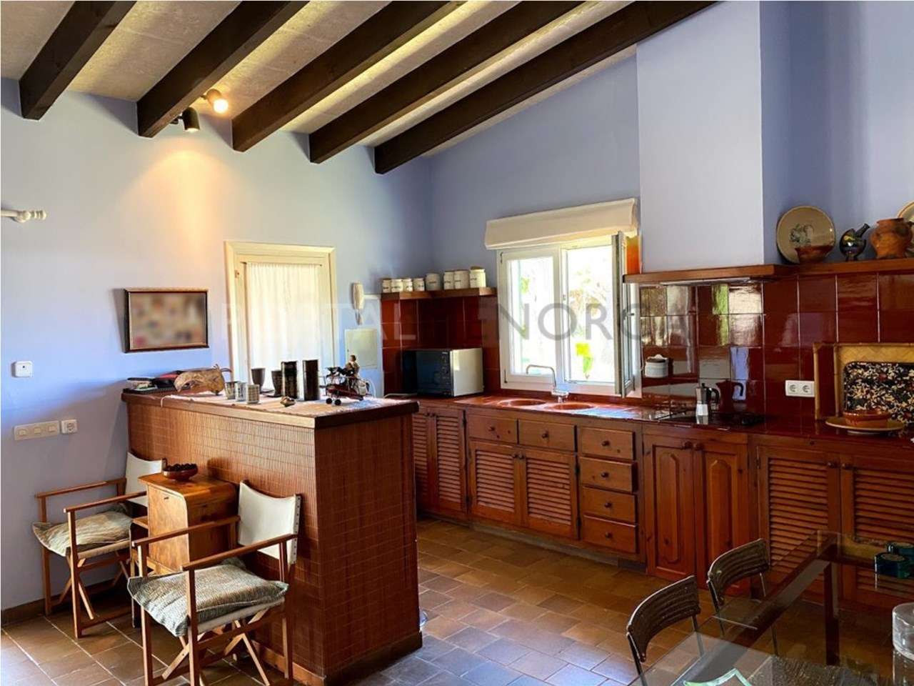Chalet for sale in Ciutadella_Kitchen
