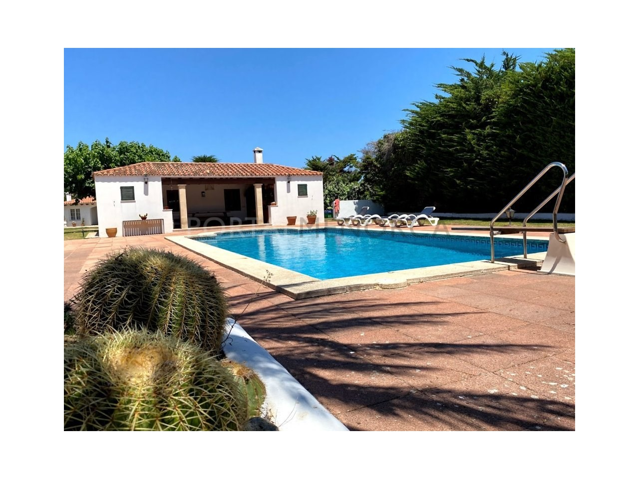 Chalet for sale in Ciutadella_pool