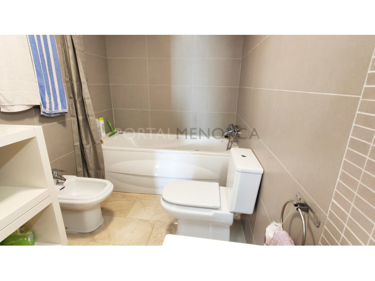 First floor for sale in Ciutadella_Bathroom