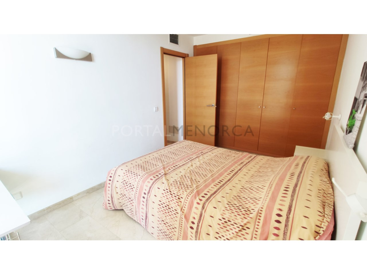 First floor for sale in Ciutadella_Bedroom